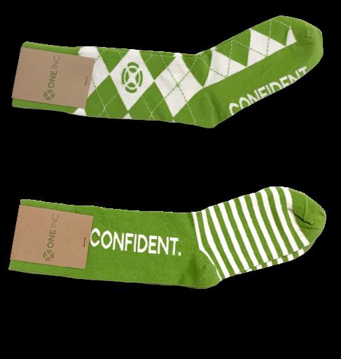 One Inc Socks SOC Confident