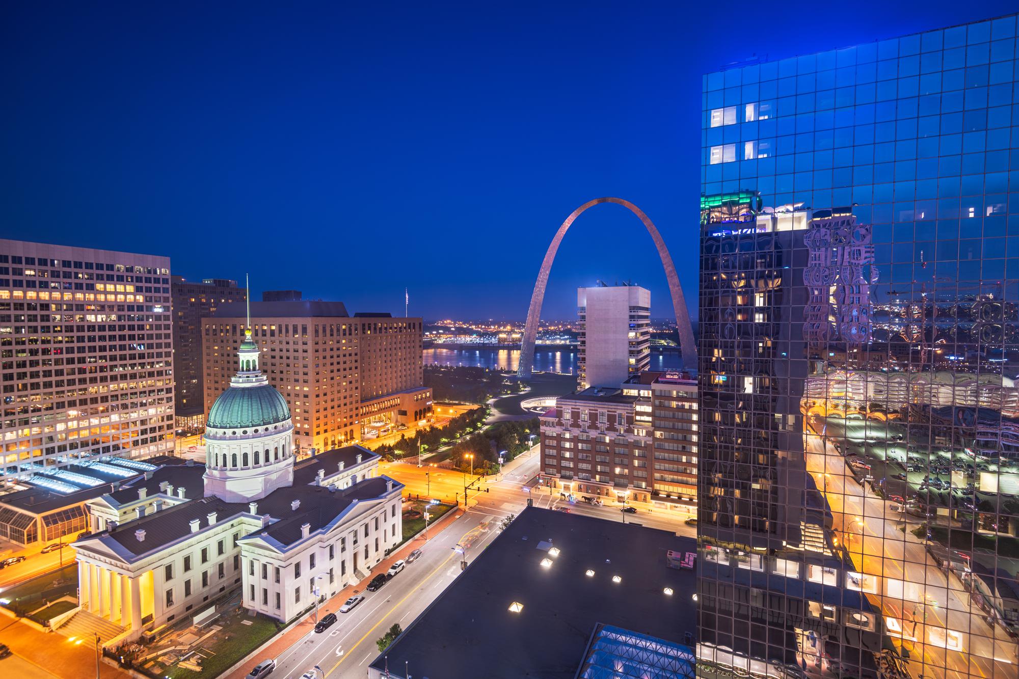 bigstock-St-Louis-Missouri-USA-downt-342803479