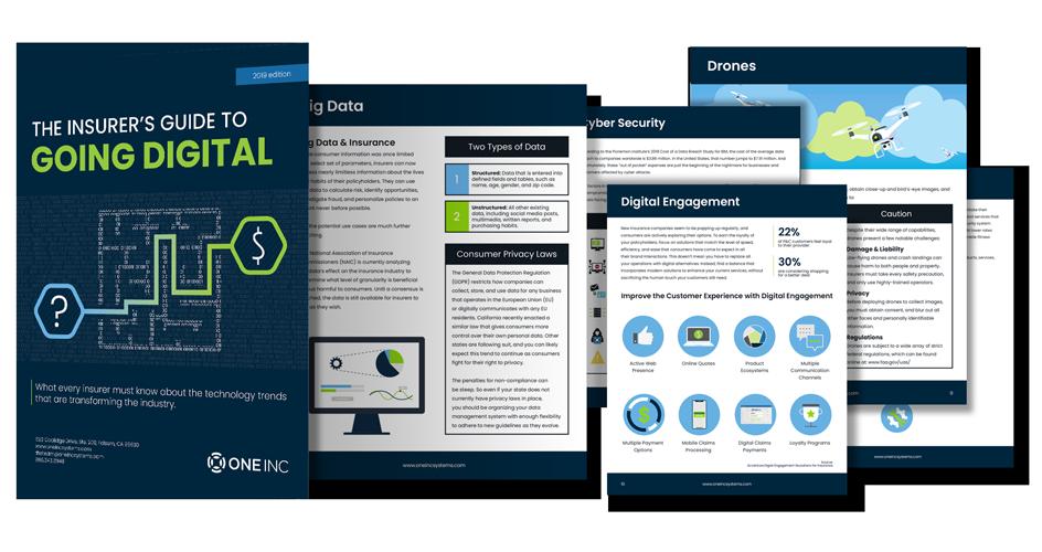 GoDigital - Digital Insurance -eBook