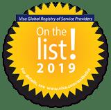 Visa GRSP Listing Logo